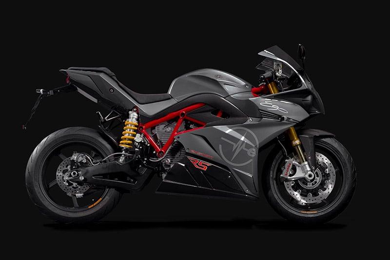 E-Motorrad ENERGICA EGO+ / RS