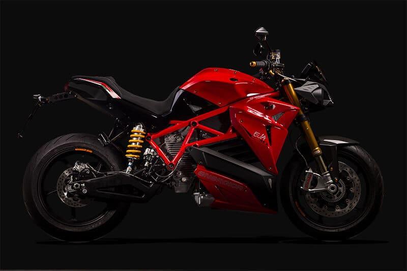 Elektro Motorrad ENERGICA EVA RIBELLE