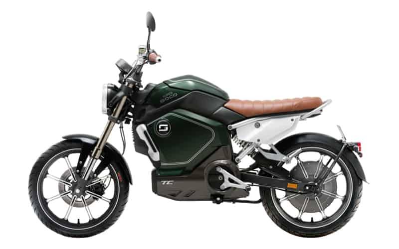 E-Motorrad TC Super Soco kaufen in Forchheim Erlangen