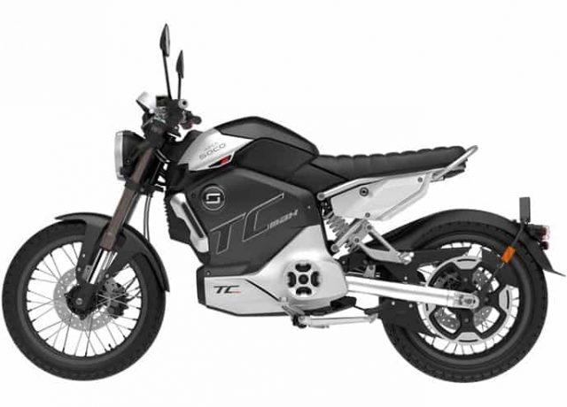 E-Motorrad Super Soco